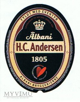 albani hc andersen 1805