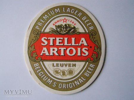 37. Stella Artois