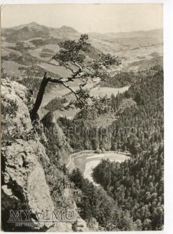 Pieniny - Przełom Dunajca - 1959