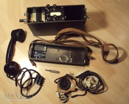 Telefon polowy Ericsson