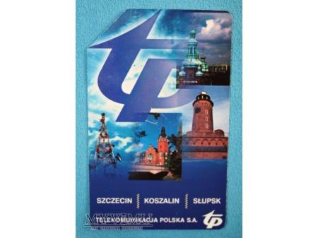 TP S.A Szczecin Koszalin Słupsk