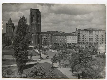 W-wa - Kościół św. Jakuba - 1957