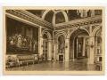 Warszawa - Łazienki - Pałac wnętrze - przed 1939