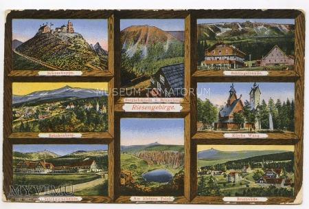 Karkonosze - Riesengebirge - AD 1900