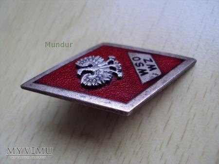 Odznaka WSO WZ
