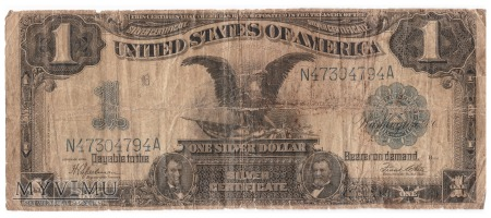 Stany Zjednoczone - 1 dolar (1899)