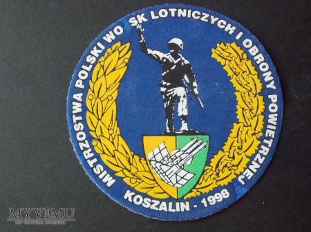 MISTRZOSTWA POLSKI WLOP-KOSZALIN-1998r