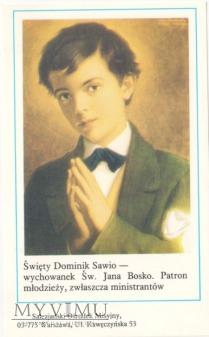 Obrazek św. Dominik Sawio