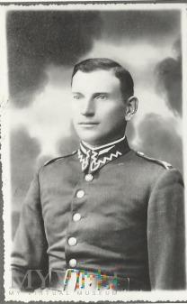 Wachmistrz Piotr Ratajczak z 25 Pułku Ułanów Wielk