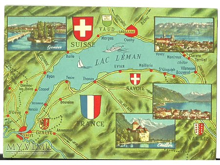 Szwajcarska pocztówka.