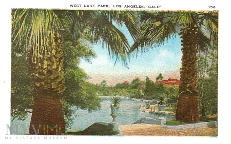 Beautiful Parks of Los Angeles.