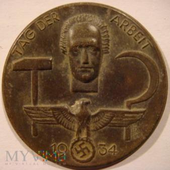 Duże zdjęcie TAG DER ARBEIT 1934
