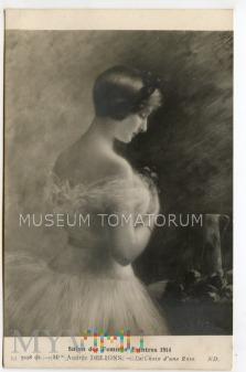Delions - Wybieranie róży - 1914