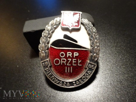 ORP ,, Orzeł'' Pierwsza Załoga - typowa komercja
