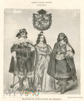 Matejko - Ubiory polskie z XVII w.
