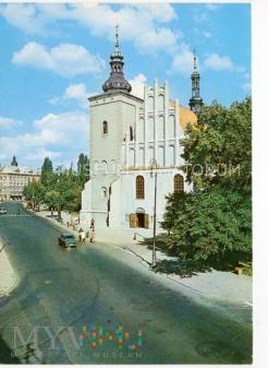 Lublin - Kosciół NMP - 1974