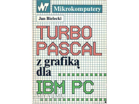 TURBO PASCAL Z GRAFIKĄ