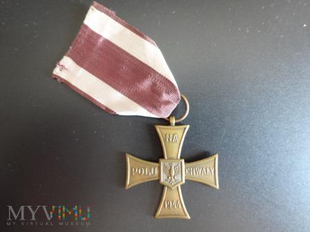 Duże zdjęcie Krzyż Walecznych: 1946 - 1950 : L6.