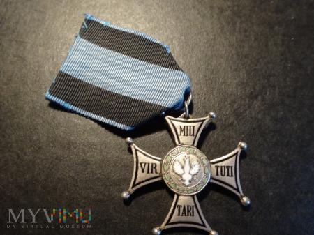Virtuti Militari V klasy - wykonanie Francja