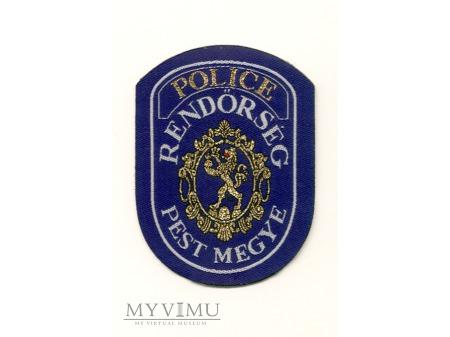 POLICJA WĘGIERSKA