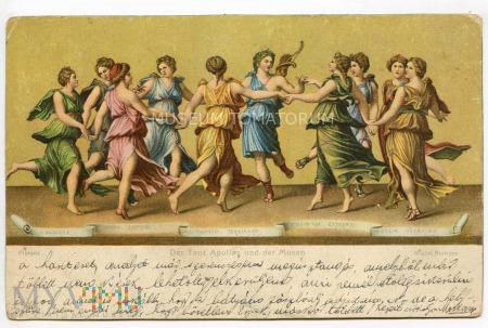 Romano - Taniec Apolla z Muzami