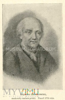 Czechowicz Szymon - malarz