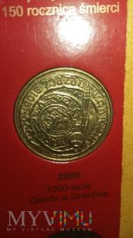1000-lecie zjazdu w Gnieźnie - 2000