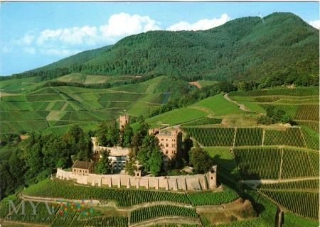 Ortenberg in Baden - zamek