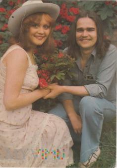 Ada Rusowicz i Wojciech Korda
