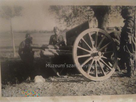 """Armata 75mm wz. 02/26 """"Prawosławna"""" u Niemców"""