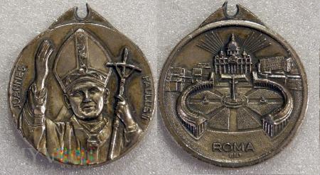 Medal pamiątkowy z Rzymu
