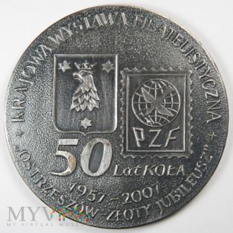 2007 - 50 lat Koła PZF Ostrzeszów