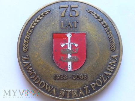 75 Lat Zawodowej Straży Pożarnej w Gdyni
