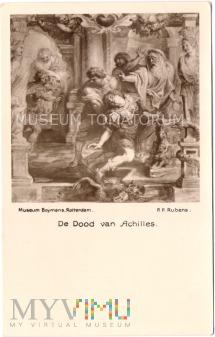 Rubens - Śmierć Achillesa