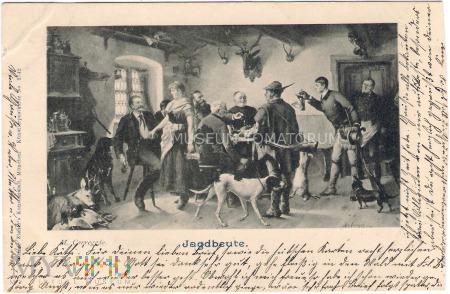 Correggio - Jamnik towarzysz człowieka - 1900