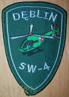 Pilot śmigłowca SW-4 Puszczyk