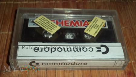 CommodoreTurbo Rom Chemia Geografia - kaseta