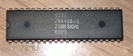 Mikroprocesor GS Z80B SIO/O 6Mhz