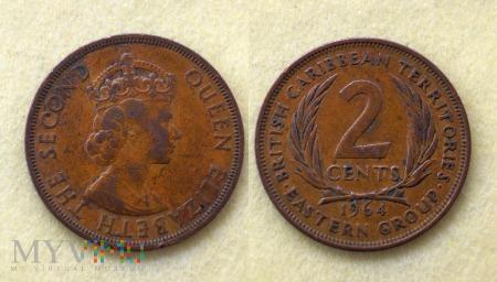 Karaiby, 2 centy 1964