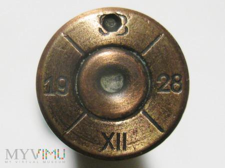 Łuska 7,92x57 Mauser Vz 23 [SB/19/28/XII] E P