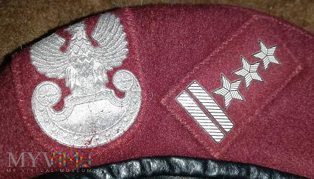 Beret pułkownika 6 Brygady Powietrznodesantowej