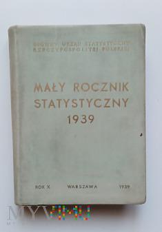 Mały rocznik statystyczny 1939