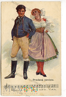 On i Ona - I ćwierć XX w.