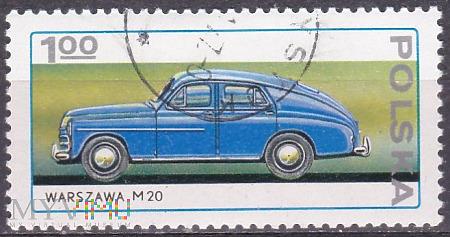 Duże zdjęcie WARSZAWA M-20