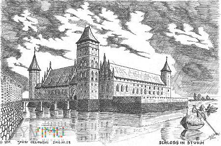 Zamek krzyżacki w Sztumie