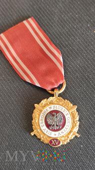Duże zdjęcie Medal Siły Zbrojne w Służbie Ojczyzny za XV lat