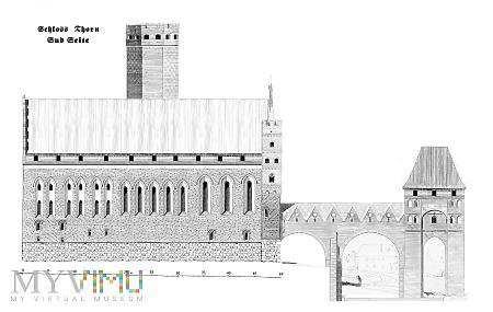 Pierwsze murowane zamki konwentualne. Toruń