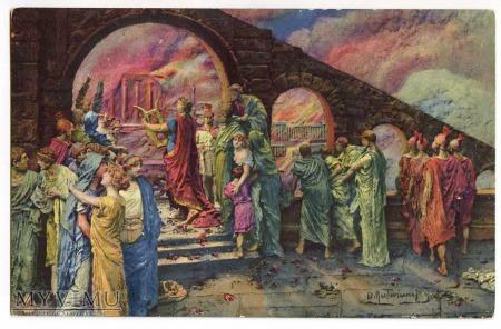 Quo Vadis - Pożar Rzymu - Mastroianni