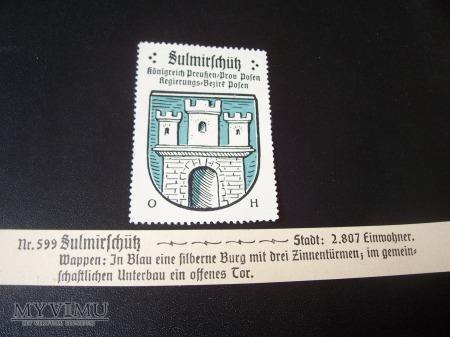 HERB SULMIERZYCE-SULMIRSCHUTZ