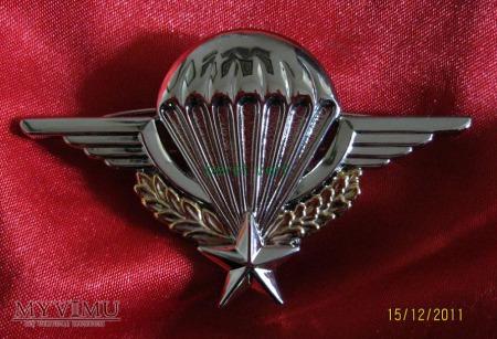 brevet parachutiste militaire - II